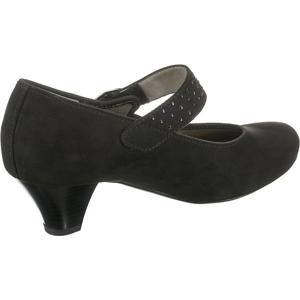 JENNY, Auckland Qualität Spangenpumps, schwarz  Gute Qualität Auckland beliebte Schuhe 565880