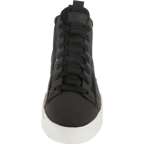 G Core Rackam High schwarz Sneakers STAR Mid qqH7rcv6