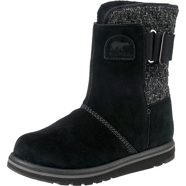 Rylee Tweed Wp-black Winterstiefeletten