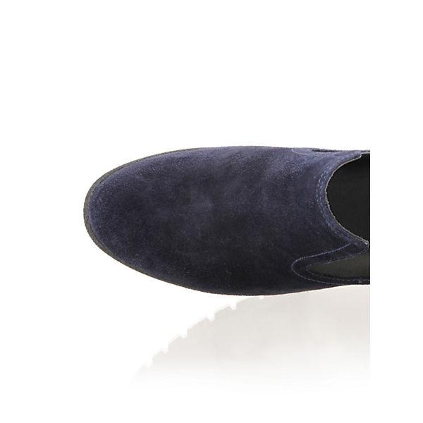Moda Klassische Alba dunkelblau Stiefeletten Moda Alba wvTqTS