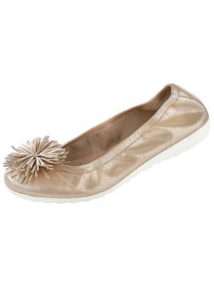 Caprice Ballerina altgold c3g6K