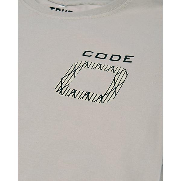 grau Shirts ZERO SEATRIAL T CODE xw1UvCPqO