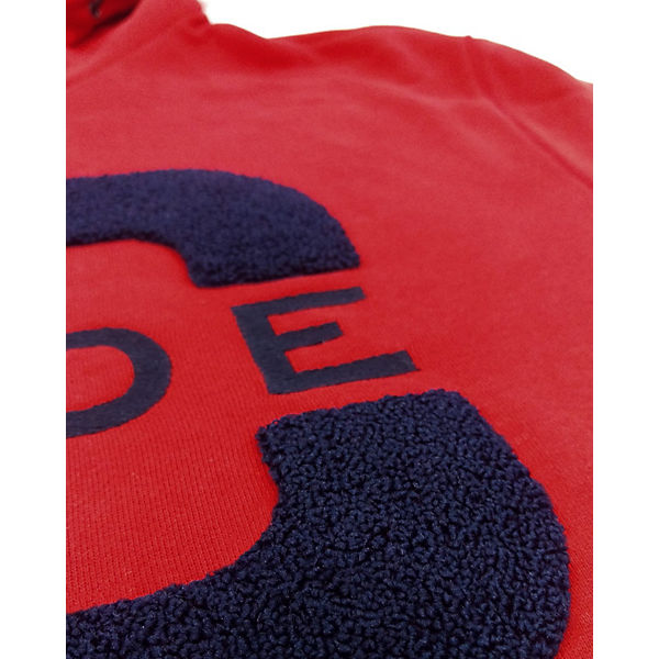 ZERO CODE rot ZERO CODE Sweatshirts CREW qRB7n4Hw