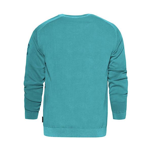blau CODE MARTINGALE ZERO türkis Sweatshirts UZZqntTgr