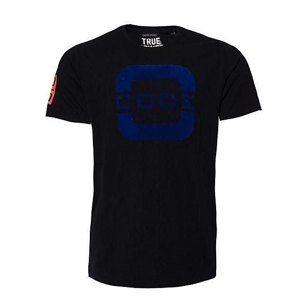 CODE CODE schwarz Shirts ZERO T 1wzxCwZq