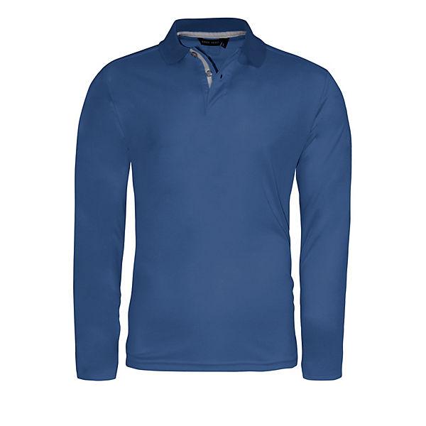 CODE JIB blue Poloshirts ZERO denim grqwg1