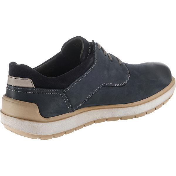 Josef Josef Josef Seibel, Rudi 45 Sneakers Low, blau-kombi  Gute Qualität beliebte Schuhe 533968