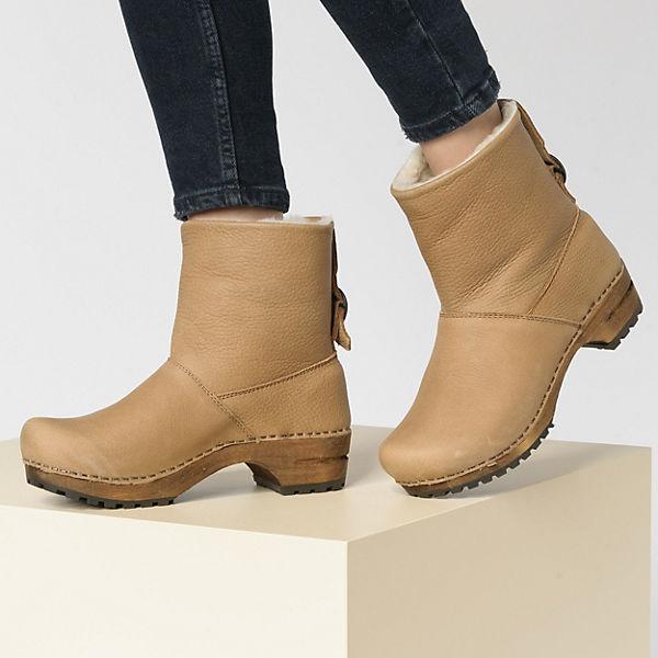 Sanita Silkan Winterstiefel sand  Gute Qualität beliebte Schuhe