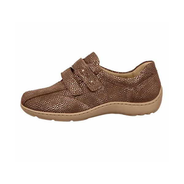 WALDLÄUFER Klassische Qualität Halbschuhe braun  Gute Qualität Klassische beliebte Schuhe d6517d