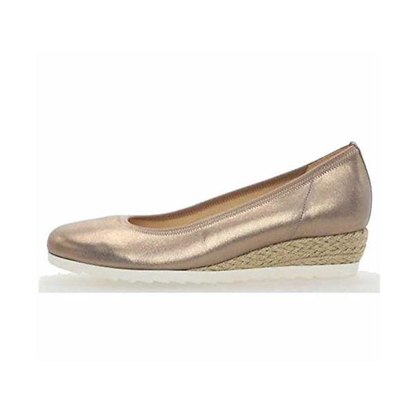 Gabor, Keilpumps, rosa  Gute Qualität beliebte Schuhe
