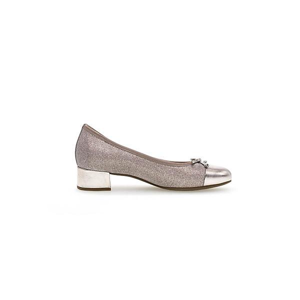 Gabor Klassische Pumps rosa  Schuhe Gute Qualität beliebte Schuhe  f78a67