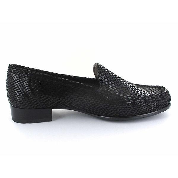 JENNY,  Mokassins, schwarz  JENNY, Gute Qualität beliebte Schuhe 7d5f6b