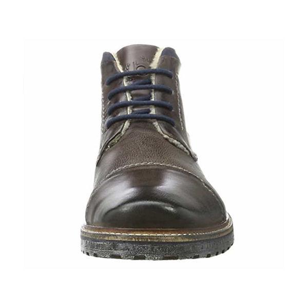 bugatti, Business-Schnürschuhe, grau  beliebte Gute Qualität beliebte  Schuhe 4c5e9d