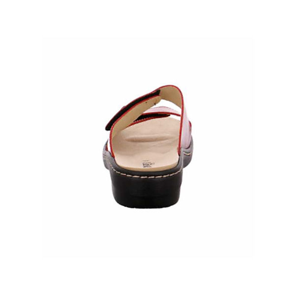 Longo, Komfort-Pantoletten, beliebte rot  Gute Qualität beliebte Komfort-Pantoletten, Schuhe 2d6e24