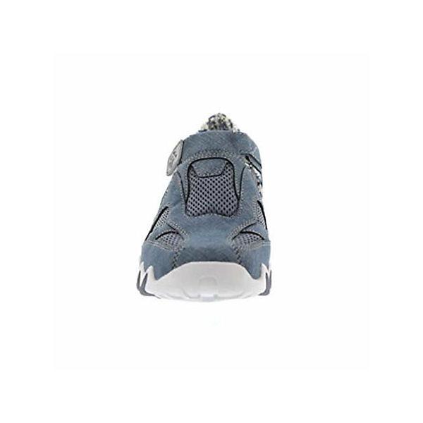 MEPHISTO blau MEPHISTO blau Sportliche blau Sportliche Slipper Slipper MEPHISTO Sportliche Slipper WYAnv0Y7q