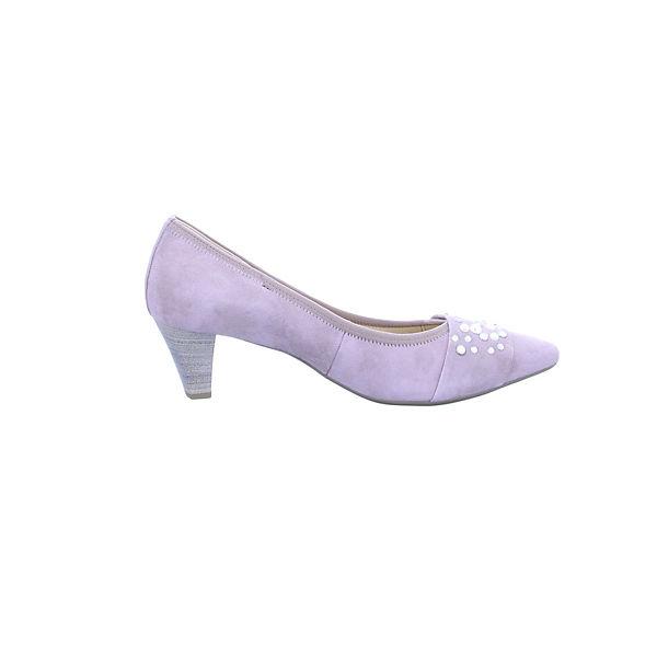 Gabor, Klassische Pumps, lila beliebte  Gute Qualität beliebte lila Schuhe e32b43