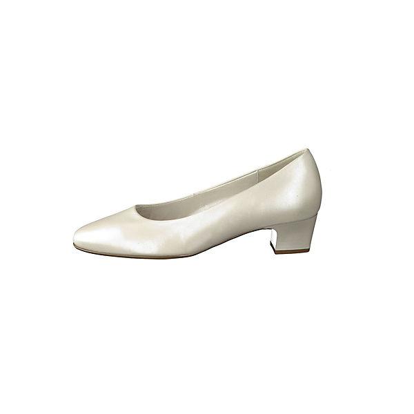 Gabor, Klassische Pumps, weiß beliebte  Gute Qualität beliebte weiß Schuhe 601841