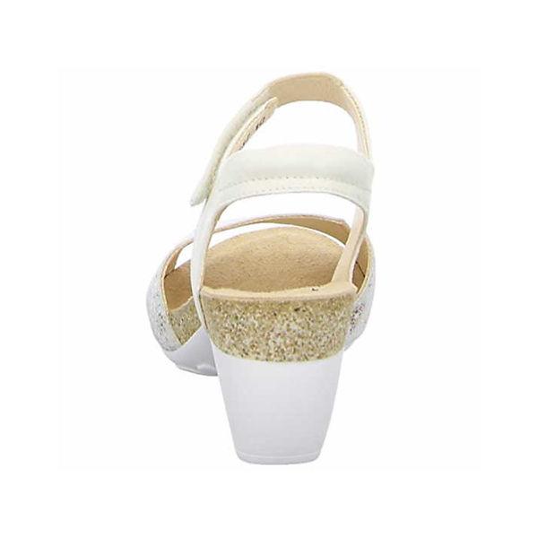 Think Klassische weiß Klassische Think Think Sandaletten Sandaletten weiß Think Sandaletten Klassische weiß SYqaxwT5