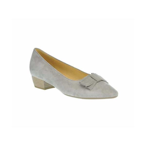 Gabor, Klassische Pumps, grau  Schuhe Gute Qualität beliebte Schuhe  c4cb05