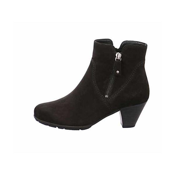 Gabor, Klassische Stiefeletten, schwarz  Gute Qualität beliebte Schuhe