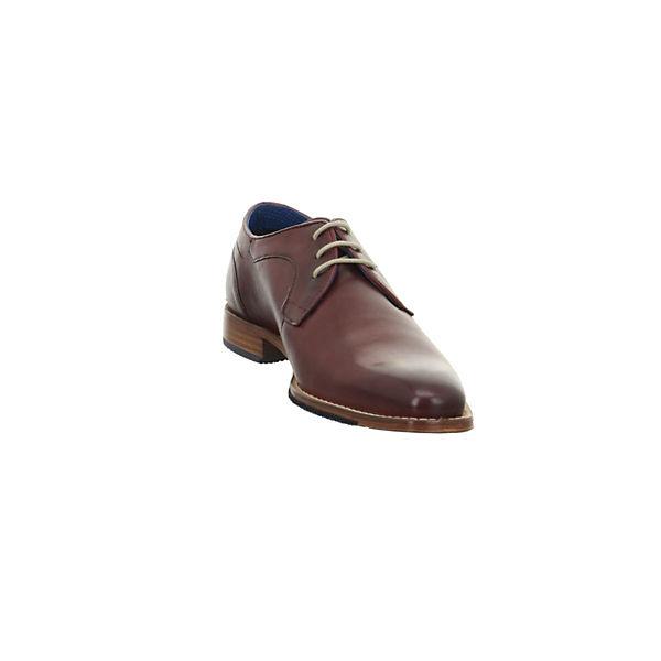 DANIEL  HECHTER, Business-Schnürschuhe, rot  DANIEL Gute Qualität beliebte Schuhe 38bd16