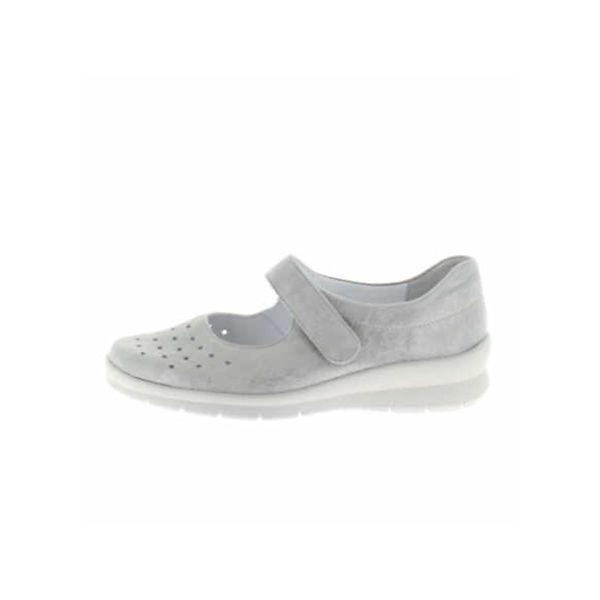 Semler Komfort-Slipper silber  Gute Qualität beliebte Schuhe
