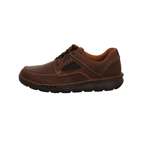 Clarks, Klassische Halbschuhe, braun  Gute Qualität beliebte Schuhe