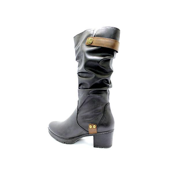 Jana Klassische Stiefel schwarz  Gute Qualität beliebte Schuhe