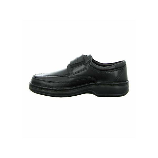 ara,  Klassische Slipper, schwarz   ara, f27e39