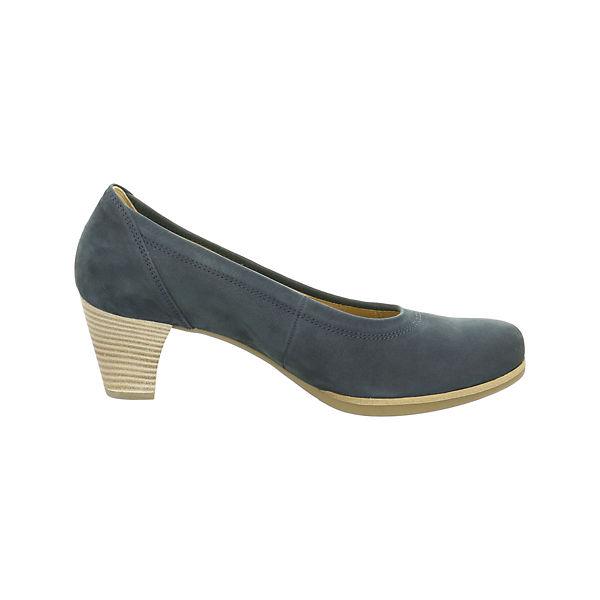 Gabor, Klassische Pumps, Qualität blau  Gute Qualität Pumps, beliebte Schuhe c51a9b