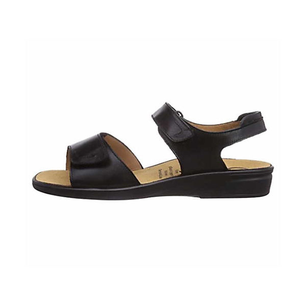 Ganter, Klassische Sandalen, schwarz  Gute Qualität beliebte Schuhe
