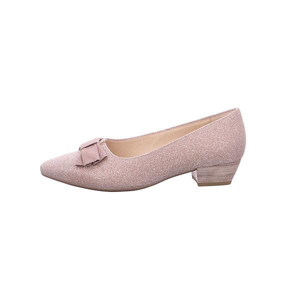 Gabor, Klassische Pumps, rosa Schuhe  Gute Qualität beliebte Schuhe rosa 7e94ef
