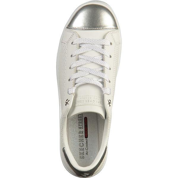 SKECHERS Sneakers Sneakers kombi SKECHERS Low weiß Sneakers kombi Low weiß SKECHERS Low 6rRq6T
