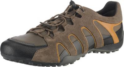 GEOX, UOMO SNAKE Sneakers Low, taupe
