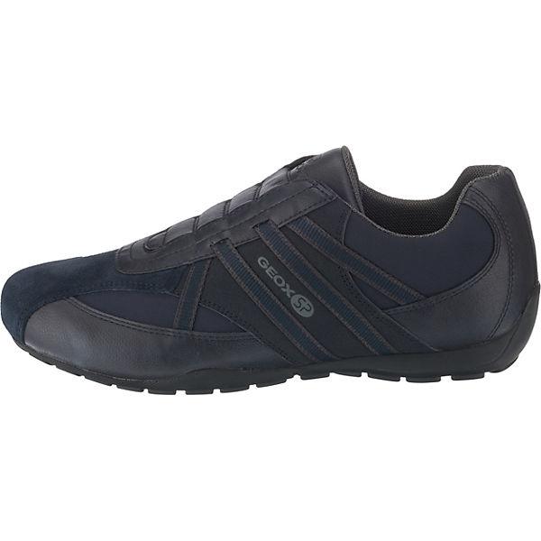 GEOX Sneakers B Low RAVEX blau U HrH7O