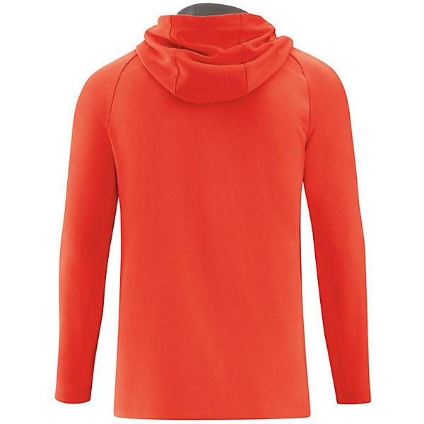 JAKO Prestige Kapuze kombi 8858 mit 00 Sweatshirts rot rrwzaq