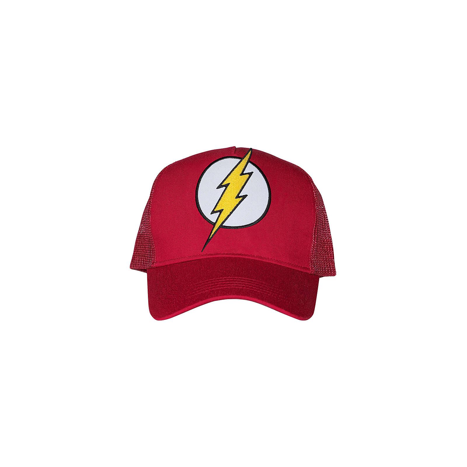 Logoshirt® Trucker - Flash – Logo Caps rot
