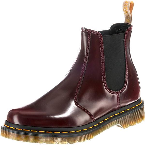 Beste Wahl Dr. Martens Vegan 2976 Chelsea Boot Chelsea Boots bordeaux