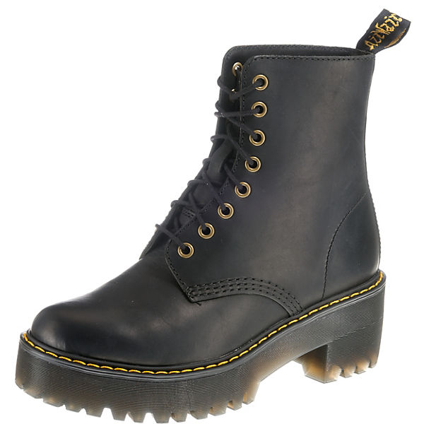 8 EYE Boot SHRIVER HI Wyoming Ankle Boots
