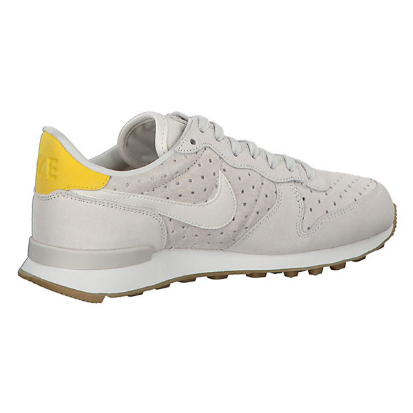 Nike Sneakers Low Sportswear hellgrau Premium Internationalist RSrpxqR