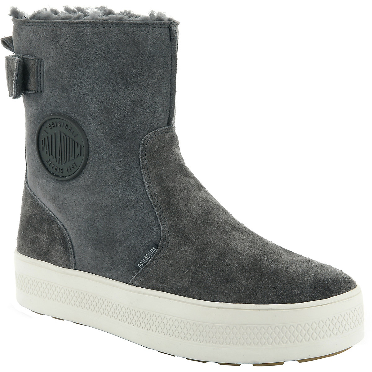 Palladium, Sub Explore Winterstiefeletten, grau  Gute Qualität beliebte Schuhe