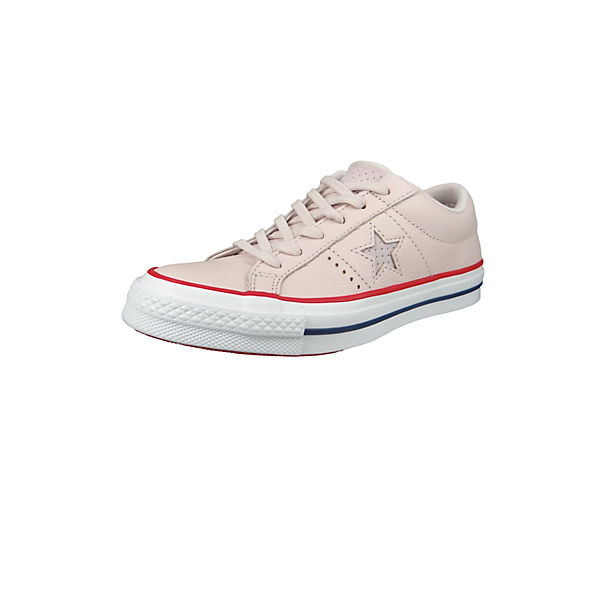 beige CONVERSE Star Sneakers Low One S6wgx81qY
