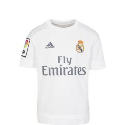 Kinder Trikot Real Madrid Trikot Home 20182019, adidas Performance