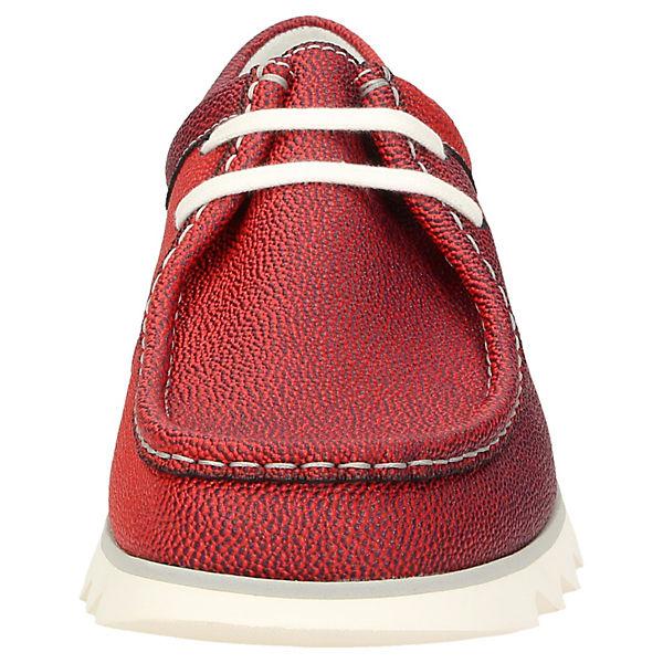 Sioux, Qualität Klassische Halbschuhe, rot Gute Qualität Sioux, beliebte Schuhe 9e1004