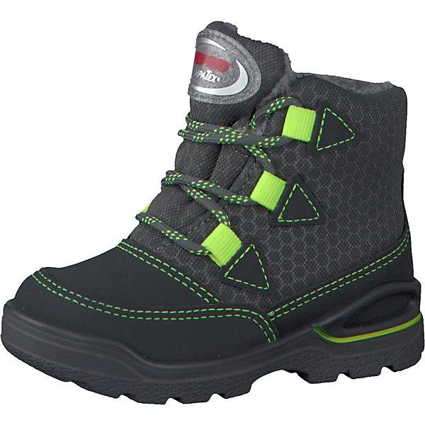 anerkannte Marken beispiellos online zum Verkauf PEPINO by RICOSTA, Baby Winterstiefel EMIL, Sympatex, Weite W für breite  Füße,für Jungen, grau