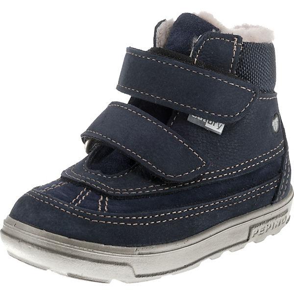 new products 1204a 2346e PEPINO by RICOSTA, Baby Winterstiefel PEDRO, OutDry, Weite W für breite  Füße,für Jungen, dunkelblau