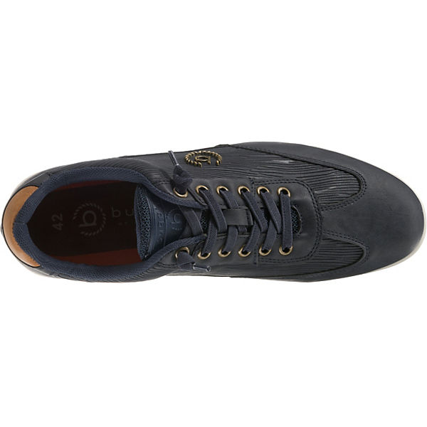 Low Evo bugatti Sneakers dunkelblau River 5atwqXw