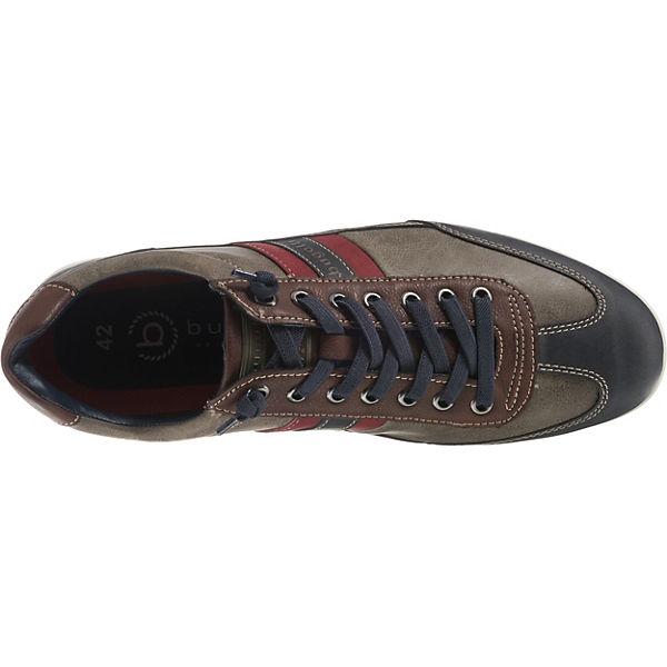 dunkelblau River Low bugatti Sneakers Evo gIwSIqZd