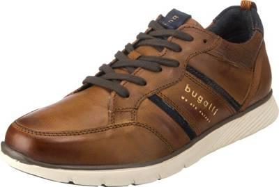 bugatti, Oak Sneakers Low, braun   mirapodo