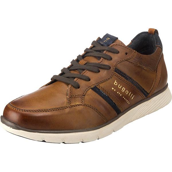 Low bugatti Oak Oak Sneakers cognac cognac Low Sneakers Low bugatti Oak bugatti Sneakers ITwxqZOB1T